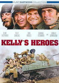 Kelly's Heroes - (Region 1 Import DVD)