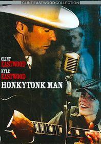Honkytonk Man - (Region 1 Import DVD)