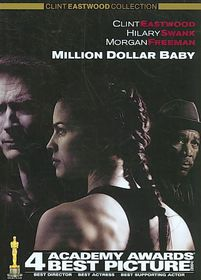 Million Dollar Baby - (Region 1 Import DVD)