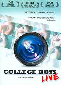 College Boys Live - (Region 1 Import DVD)