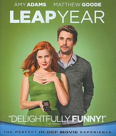 Leap Year - (Region A Import Blu-ray Disc)