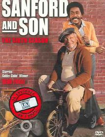 Sanford & Son:Complete Sixth Season - (Region 1 Import DVD)
