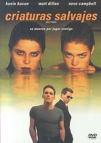 Wild Things      - Spanish Packaging - (Region 1 Import DVD)