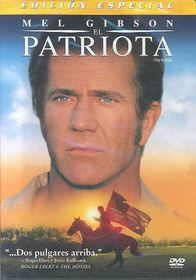 Patriot          - Spanish Packaging - (Region 1 Import DVD)