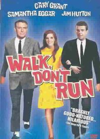 Walk Don't Run - (Region 1 Import DVD)