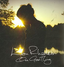 Lou Rhodes - One Good Thing (CD)