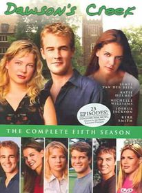 Dawson's Creek:Complete Fifth Season - (Region 1 Import DVD)
