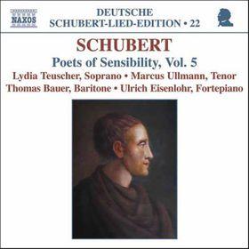 Schubert Franz Peter - Poets Of Sensibility - Vol.5 (CD)