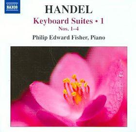 Handel: Keyboard Suites 1 - Keyboard Suites 1-4 (CD)