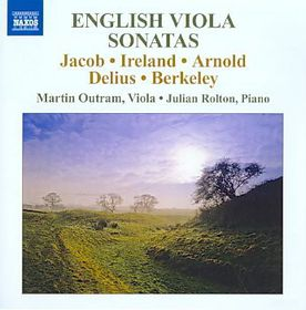 English Viola Sonatas - English Viola Sonatas (CD)