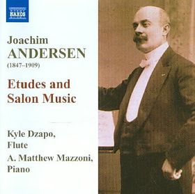 Etudes And Salon Music - Etudes And Salon Music (CD)