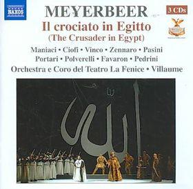 Il Crociato In Egitto - Il Crociato In Egitto (CD)