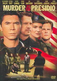 Murder at the Presidio - (Region 1 Import DVD)