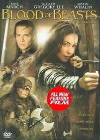 Blood of Beasts - (Region 1 Import DVD)