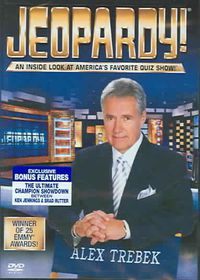 Jeopardy:Inside Look - (Region 1 Import DVD)