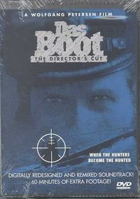 Das Boot - Director's Cut - (Region 1 Import DVD)