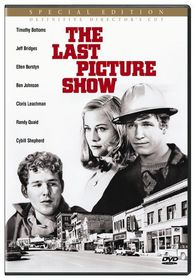 Last Picture Show - (Region 1 Import DVD)