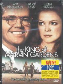 King of Marvin Gardens - (Region 1 Import DVD)