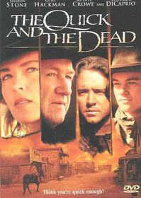 Quick and the Dead - (Region 1 Import DVD)