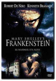 Mary Shelley's Frankenstein - (Region 1 Import DVD)
