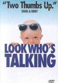 Look Who's Talking - (Region 1 Import DVD)