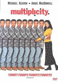 Multiplicity - (Region 1 Import DVD)