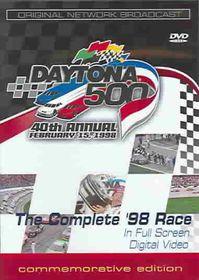 1998 Daytona 500 - (Region 1 Import DVD)