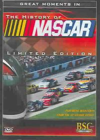 Great Moments in the History of Nascar - (Region 1 Import DVD)