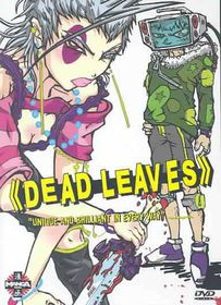 Dead Leaves - (Region 1 Import DVD)