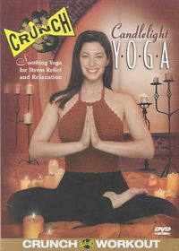 Crunch:Candlelight Yoga - (Region 1 Import DVD)