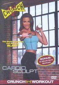 Crunch:Cardiosculpt - (Region 1 Import DVD)