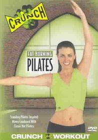 Crunch: Fat Burning Pilates - (Region 1 Import DVD)