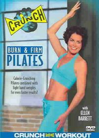 Crunch:Burn & Firm Pilates - (Region 1 Import DVD)