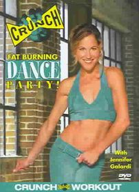 Crunch:Fat Burning Dance Party - (Region 1 Import DVD)