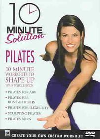 10 Minute Solution Pilates - (Region 1 Import DVD)