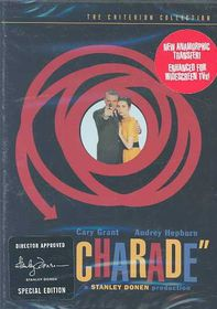 Charade - (Region 1 Import DVD)