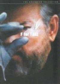 F for Fake - (Region 1 Import DVD)