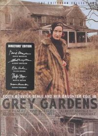 Grey Gardens - (Region 1 Import DVD)