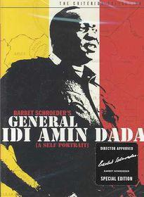 General Idi Amin Dada (Self Portrait) - (Region 1 Import DVD)