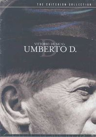 Umberto D. - Criterion Collection - (Region 1 Import DVD)