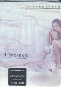 3 Women - (Region 1 Import DVD)