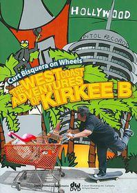 On Wheels:West Coast Adventures - (Region 1 Import DVD)