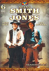Alias Smith and Jones:Seasons 2 & 3 - (Region 1 Import DVD)