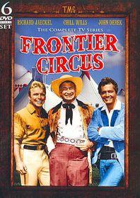 Frontier Circus - (Region 1 Import DVD)