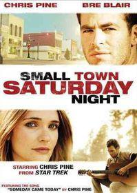 Small Town Saturday Night - (Region 1 Import DVD)