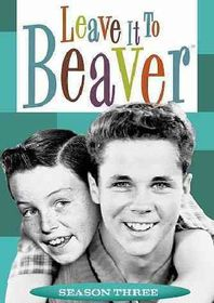 Leave It to Beaver:Complete Third Ssn - (Region 1 Import DVD)