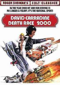 Death Race 2000 - (Region 1 Import DVD)