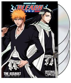 Bleach Box Set 5 (Uncut) - (Region 1 Import DVD)