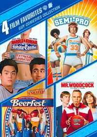 4 Film Favorites:Guy Comedies - (Region 1 Import DVD)