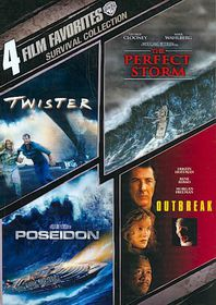 4 Film Favorites:Survival - (Region 1 Import DVD)